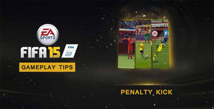 FIFA 15 Gameplay Tips: Penalty Tutorial
