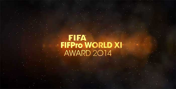TOTY of FIFA 15 Ultimate Team - The Nominees