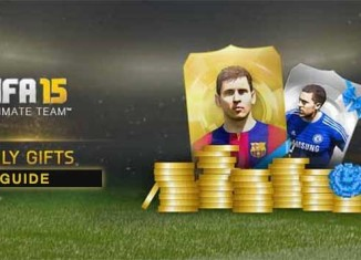 Complete List of FIFA 15 Ultimate Team Daily Gifts