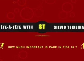 How Much Important is Pace in FIFA 15 ?