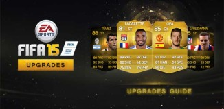 FIFA 15 Ultimate Team Upgrades Guide