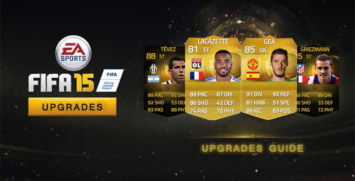 FIFA 15 Winter Upgrades