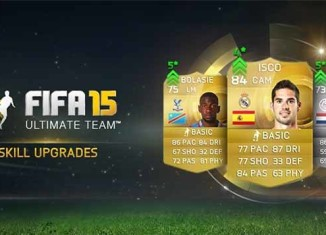List of FIFA 15 Ultimate Team Skill Upgrades
