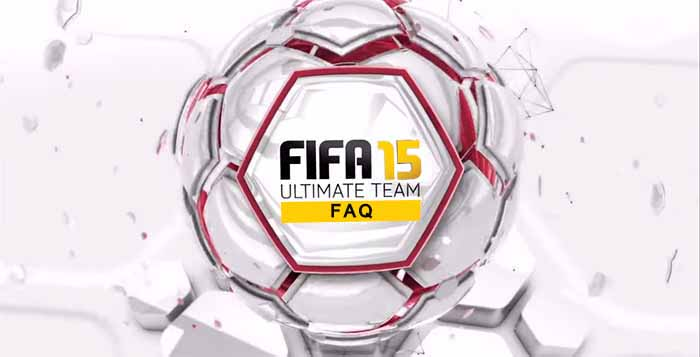 FIFA 15 Ultimate Team Frequently Asked Questions (FAQ)