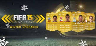 FIFA 15 Winter Upgrades in each League