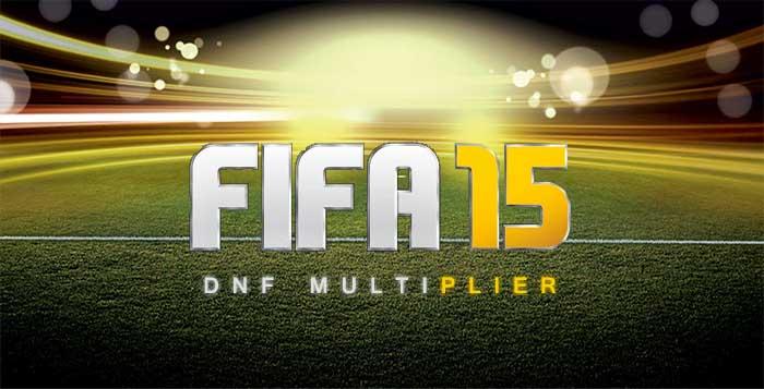 FIFA 15 Ultimate Team DNF Multiplier Guide
