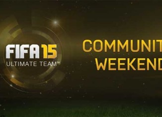 FIFA 15 Ultimate Team Community Weekend