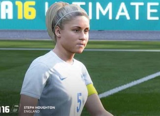 FIFA 16 Includes Women's National Football Teams