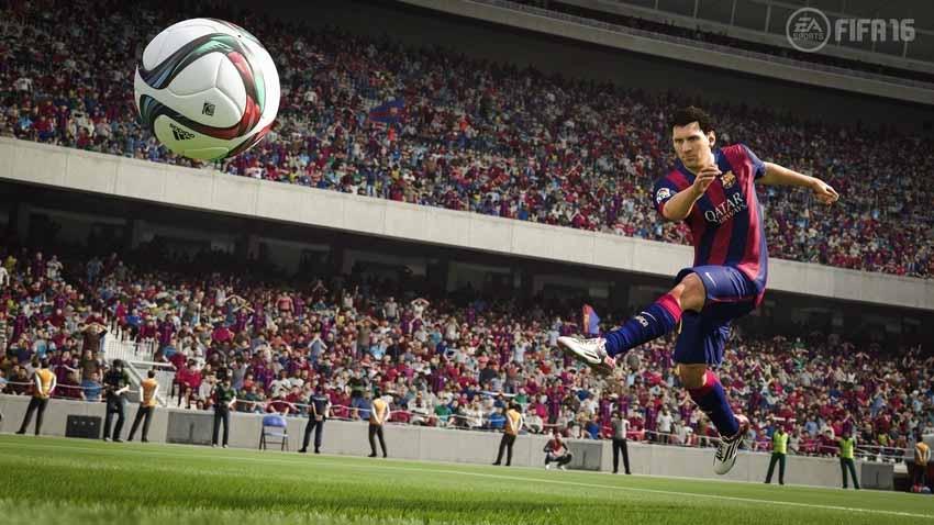 Todas as Novas Caraterísticas do GamePlay de FIFA 16