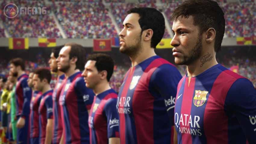 Top Five Best Teams to Play in FIFA 16