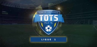FIFA 15 Ultimate Team Ligue 1 TOTS