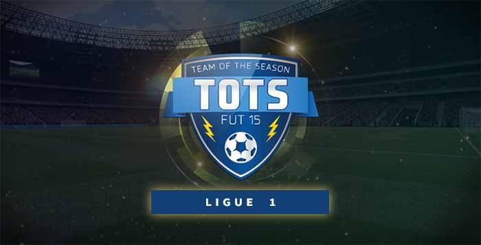 FIFA 15 Ultimate Team Ligue 1 TOTS