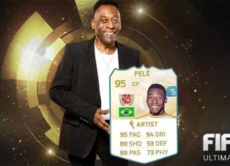 Free Pelé or Messi loan for every FIFA 15 Player