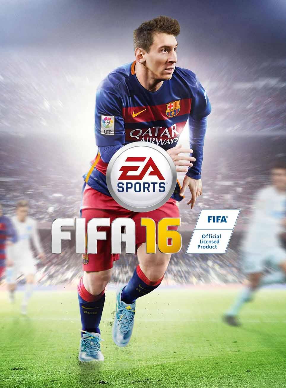 Capas de FIFA 16 - Todas as Covers Oficiais de FIFA 16