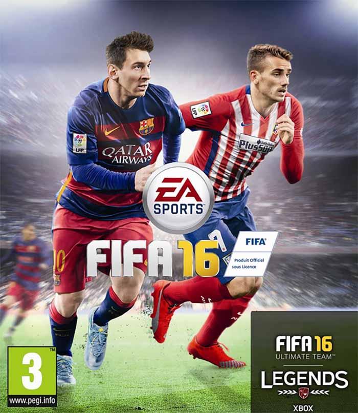 Lionel Messi e Antoine Griezmann