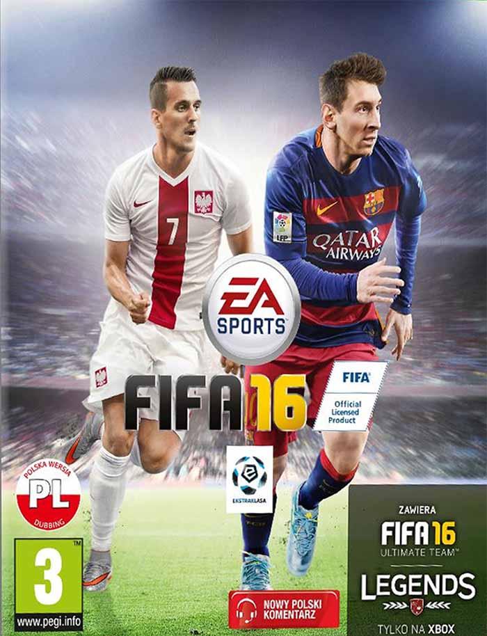 EA Sports FIFA 16 - Arek Milik
