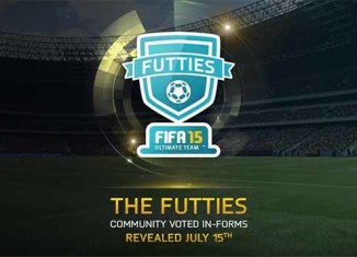 FUTTIES 2015 Winners - The Oscars of FUT 15