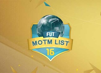 Man of the Match - FIFA 16 Ultimate Team MOTM Cards