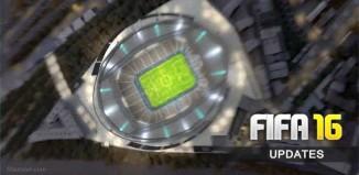 FIFA 16 Update History