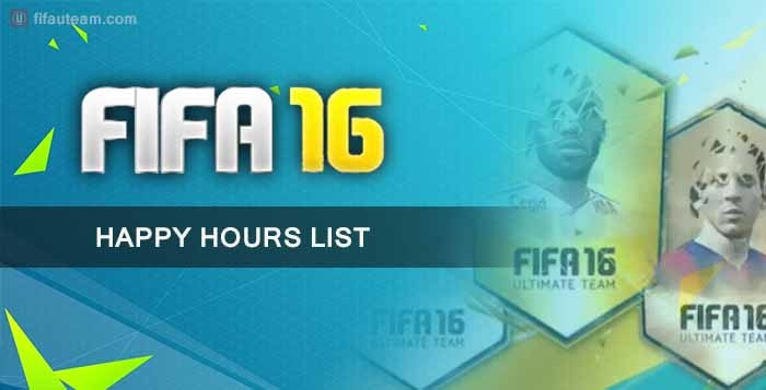 FIFA 16 Ultimate Team Community Week