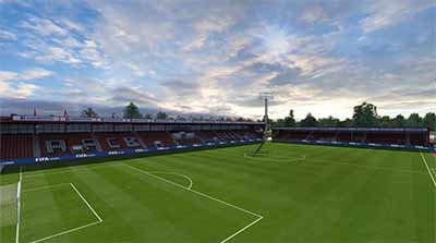 Todos os Estádios de FIFA 16