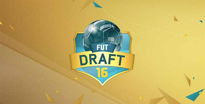 FIFA 16 Ultimate Team Draft Guide