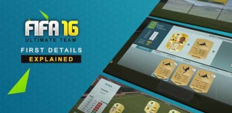 First FIFA 16 Ultimate Team Details Explained