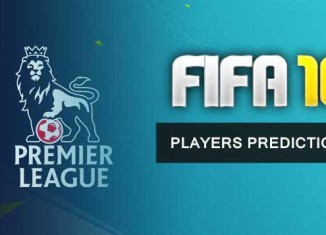 FIFA 16 Premier League Players Predictions