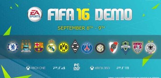 FIFA 16 Demo Guide - Release Date, Teams, Download and More