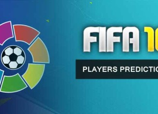 FIFA 16 Liga BBVA Players Predictions