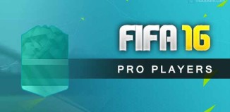 Pro Players Cards Guide for FIFA 16 Ultimate Team