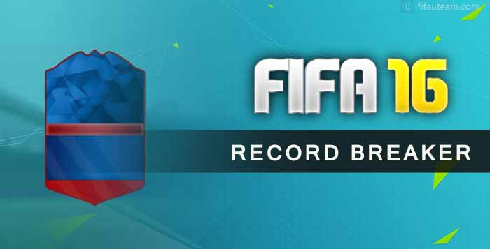 Record Breaker Cards