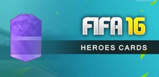 Heroes Cards Guide for FIFA 16 Ultimate Team