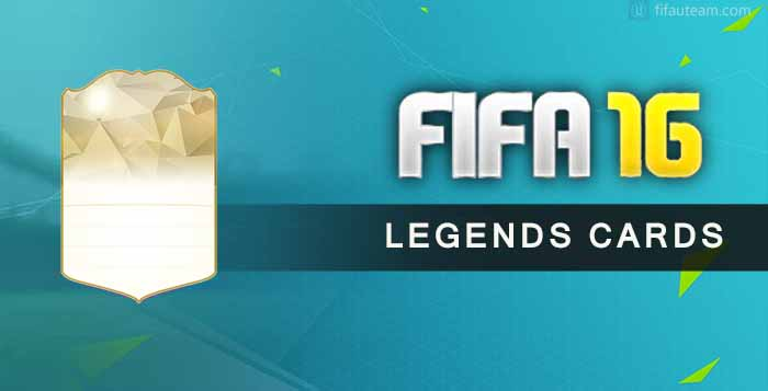 Legends Cards Guide for FIFA 16 Ultimate Team