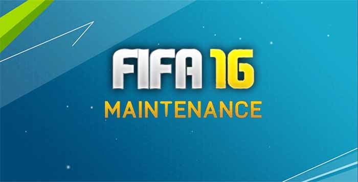 Complete List of FIFA 16 Maintenance Times