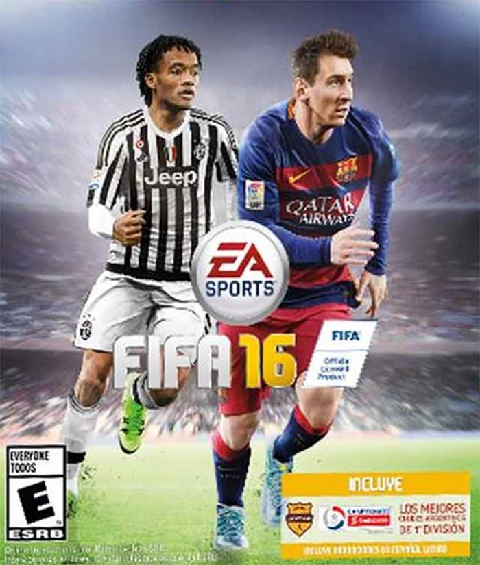 Lionel Messi e Juan Cuadrado
