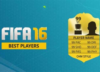 The Best Players of FIFA 16 Ultimate Team for Each Position