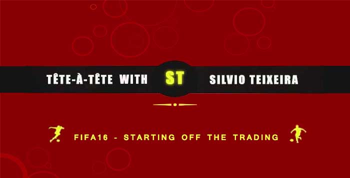 Fifa16 – Starting off the trading!