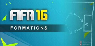 FIFA 16 Ultimate Team Formations Guide