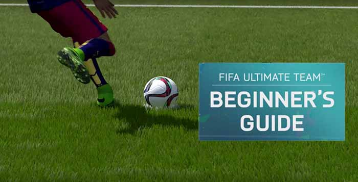 Basic Tutorials Guides for FIFA 16 Ultimate Team
