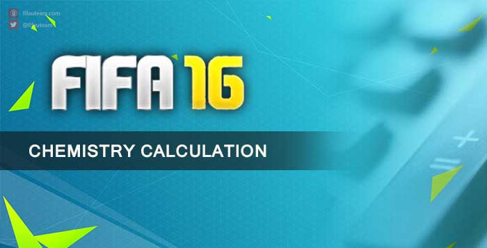 How FIFA 16 Chemistry is Calculated