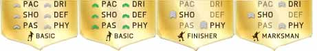 FIFA 18 Chemistry Styles Cards for FIFA 18 Ultimate Team