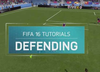 FIFA 16 Gameplay Tips: Defending Tutorial