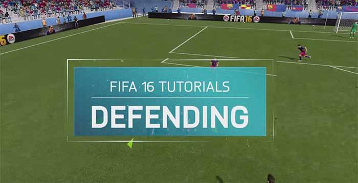 FIFA 16 Gameplay Tips: Defending Tutorial
