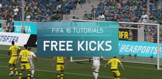 FIFA 16 Gameplay Tips: Free Kicks Tutorial
