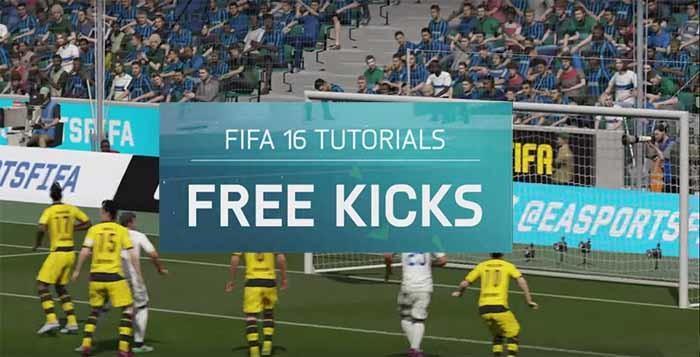 FIFA 16 Gameplay Tips - Free Kicks