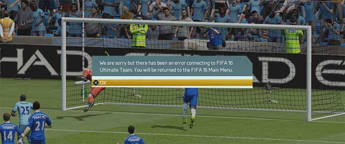 Guia de Resolução de Problemas de Conexão para FIFA 16