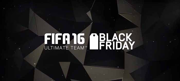 FIFA 17 Black Friday Guide & Updated Offers for FIFA 17 Ultimate Team