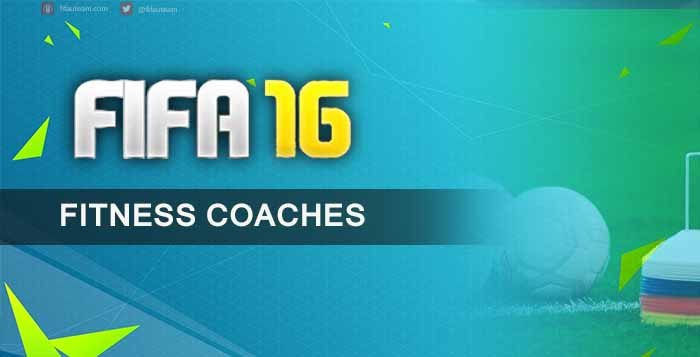 FIFA 16 Fitness Coaches Guide
