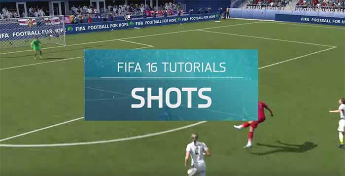 FIFA 16 Gameplay Tips: Shooting Tutorial